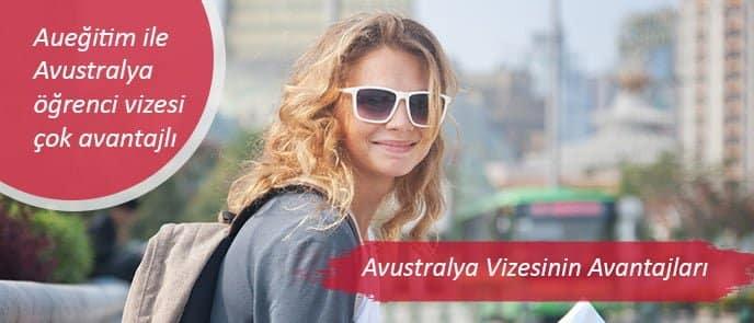 Avustralya Vizesinin Avantajları