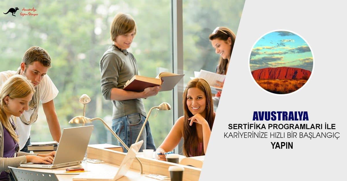 Avustralya sertifika programlarıyla kariyerinizde fark yaratın!