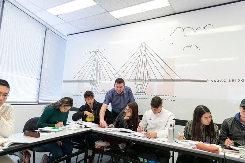 EC Sydney English School